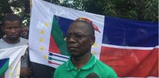 O presidente eleito do conselho municipal de Nampula Paulo Vahanle vai tomar posse esta quarta-feira 18 de Abril no quadro da 2ª volta das eleições intercalares