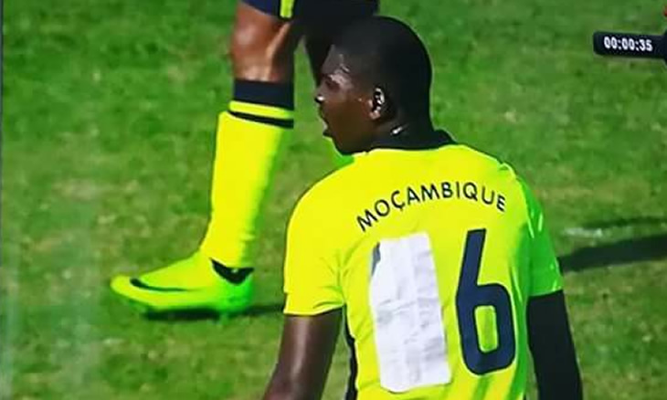 """Hoje, em conferência de imprensa, a FMF fez o """"mea culpa"""" e assumiu responsabilidades pelo sucedido. """"A Federação Moçambicana de Futebol reconhece que o incidente foi grave"""