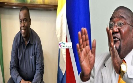 Daviz Simango, líder do Movimento Democrático de Moçambique (MDM), não descarta a possibilidade de uma frente comum MDM/Renamo para tirar Frelimo do poder