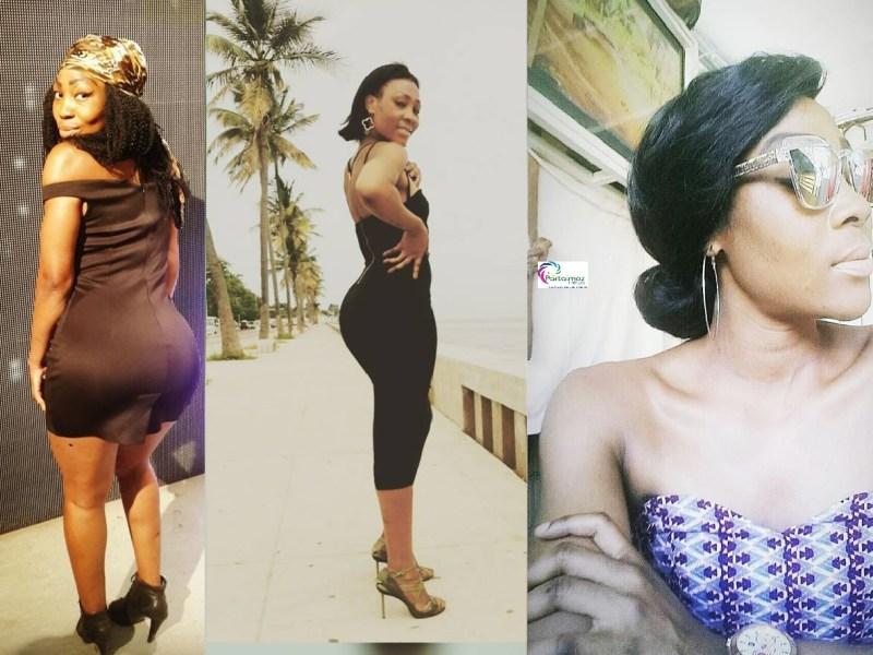 Hadmay Bila tem usado as redes sociais para postar fotos onde aparece totalmente desprovida de vestimenta, expondo as suas partes privadas