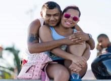 A apresentadora Yara da Silva está a comemorar cinco anos de namoro, dos quais três de casamento com o marido Alibai Júnior