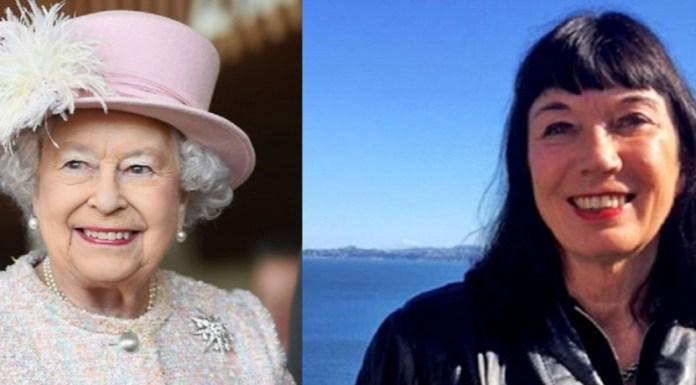 A Rainha Elizabeth II condecorou Catherine Healey, de 62 anos, com uma Ordem de Mérito pelo papel na defesa dos direitos das trabalhadoras sexuais