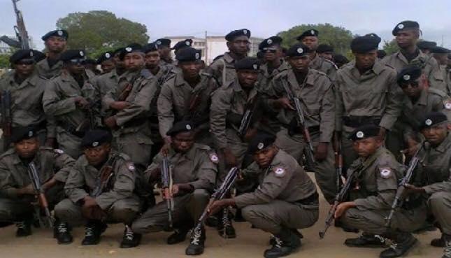 Numa acção liderada pelo Ministro do Interior, Basílio Monteiro, acaba de ser instalado o reforço do comando operacional, dirigido por oficiais ao mais alto nível. FDS