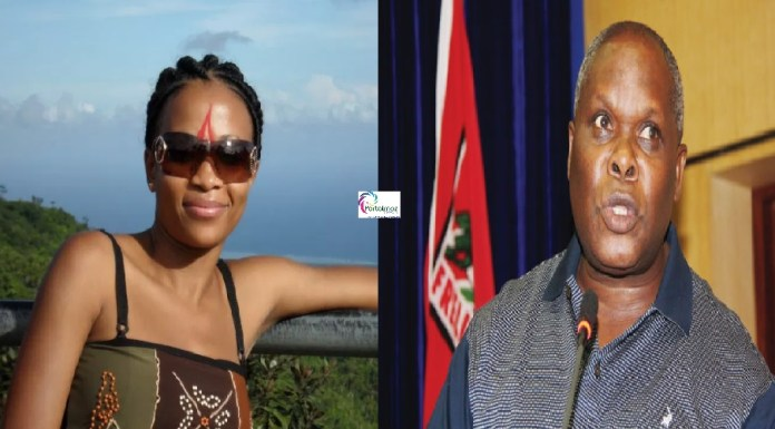O comunicado refere que Nélia Angelina Mulémbwè foi sentenciada no dia 20 de Junho, pela juíza Márcia Crone, Estados Unidos da América