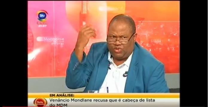 Depois de Venâncio Mondlane agora foi a vez doAntónioFrangoulis a anunciar a sua retirada do Movimento Democrático de Moçambique ( MDM)