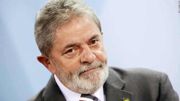 O ex-presidente do Brasil