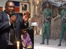 O Tenente general Ossufo Momade, interino da Renamo, que está a dirigir os destinos deste partido passa a residir nas matas da Serra da Gorongosa