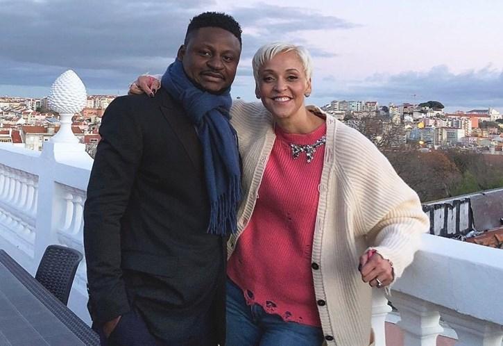 O músico angolano Matias Damásio, 36 anos, está a ter uma relação amorosa com a fadista portuguesa Mariza, 44 anos