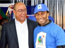 Político, Venâncio Mondlane ex-deputado do Movimento Democrático de Moçambique MDM, já é oficialmente membro da Renamo e cabeça de lista para Maputo