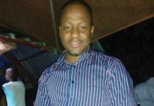 Augusto Mbazo é o homem que segue como cabeça-de-lista do Movimento Democrático de Moçambique (MDM) para a Cidade de Maputo.