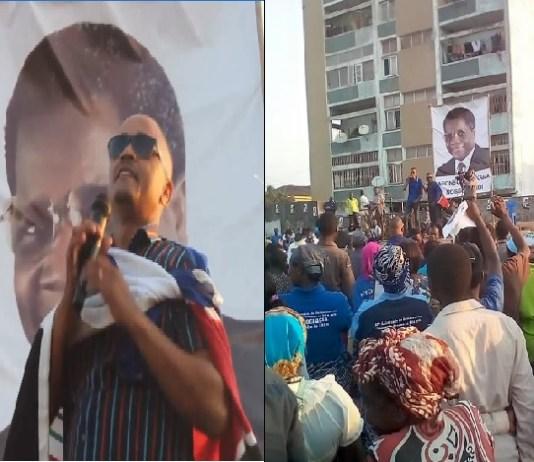 Geraldo Carvalho abandonou o MDM e foi oficialmente apresentado ontem como novo membro do maior partido da oposição em Moçambique