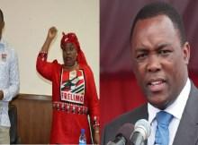 Margarida Talapa, disse sábado (22) que Samora Machel Jr mais conhecido por Samito a quem recentemente tentou concorrer pela AJUDEM irá voltar para FRELIMO