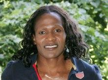 Maria de Lurdes Mutola é detentora de todos os recordes de Moçambique para as suas categorias. Completa hoje 46 anos de idade