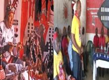 """""""Não há nenhum candidato que passa por qui e perde"""", palavras de Fernando Mathe, presidente da Associação dos Médicos Tradicionais de Moçambique (AMETRAMO)"""