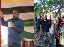 O Presidente de Moçambique, Filipe Nyusi, anunciou hoje a detenção de um cidadão estrangeiro com negócios no Norte do país por ser um dos suspeitos de recrutar e instrumentalizar jovens