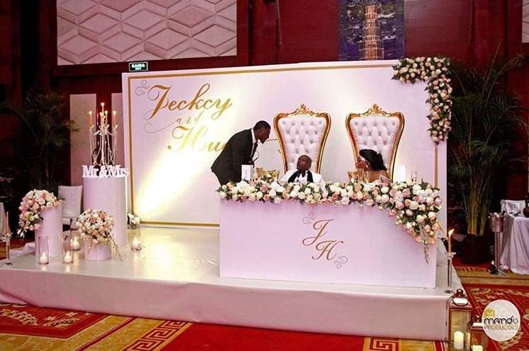 O apresentador e rapper casou-se este fim-de-semana com Jeckcy. Dygo Boy e Jeckcy subiram ao altar este sábado, 13 de Outubro, em Maputo
