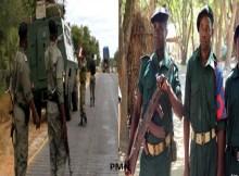 Uma operação conjunta da Policia da República de Moçambique (PRM) de Manica e Sofala detevetrês falsos guerrilheiros da Renamo