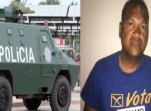 O filho da cabeça-de-lista da Renamo, por sinal menor de idade encontra-se detido pela Polícia da Republica de Moçambique numa esquadra na cidade de Tete