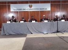 O Conselho Constitucional (CC) validou os resultados das eleições autárquicas em 52 municípios e anulou e mandou repetir a eleição em Marromeu