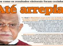 O Canal de Moçambique pegou em dois casos de fraude eleitoral, em Moatize e Marromeu, e revela como as coisas foram feitas e com documentos autênticos.
