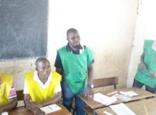 O Presidente da Assembleia Municipal e membro da Frelimo, Castigo Djedje, que presidia a mesa 07130-02 instalada na EPC Samora Machel, já foi removido.