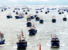 """O """"take away"""" chinês atingiu os mares de Moçambique. Depois do saque nas florestas, a China investe fortemente no sector pesqueiro nacional."""