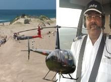 """Na noite de sábado, quando o empresário Rogério Manuel submeteu seu plano de voo ao """"Despacho de Pilotos"""" do Aeroporto de Mavalane, solicitando autorização para voar de regresso para o Bilene"""