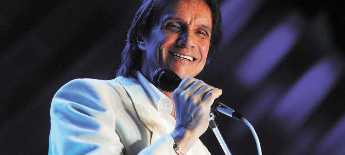 """Roberto Carlos terá canção em """"O Outro Lado do Paraíso"""""""