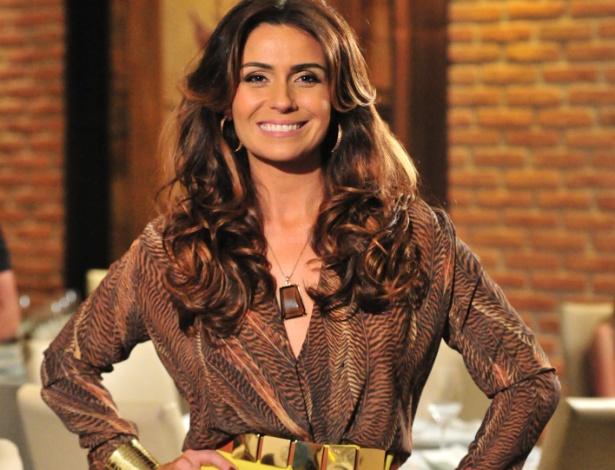 Giovanna Antoneli foi cortada pela Globo (Divulgação)