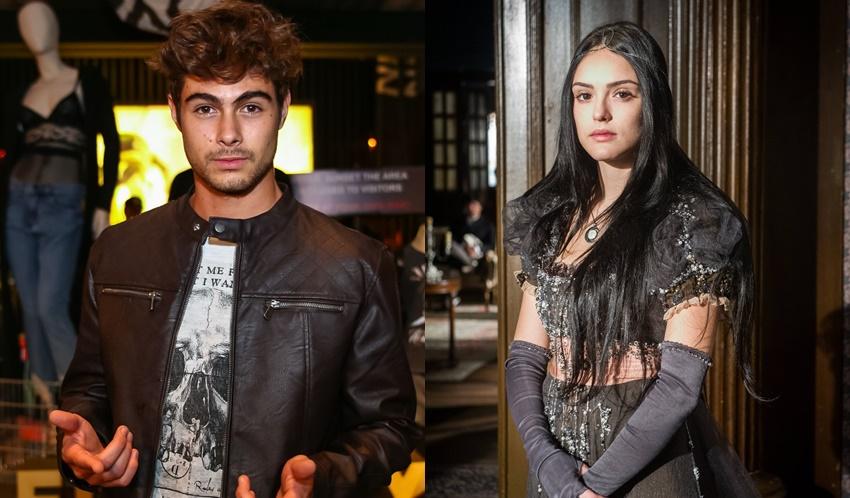 Rafael Vitti e Isabelle Drummond (Divulgação)