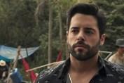 Amaro (Pedro Carvalho) em O Outro Lado do Paraíso