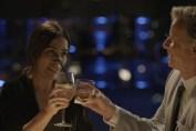 Beth (Gloria Pires) e Renan (Marcello Novaes) em O Outro Lado do Paraíso