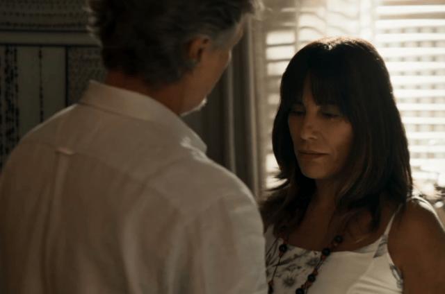 Renan (Marcello NOvaes) e Beth (Gloria Pires) em O Outro Lado do Paraíso