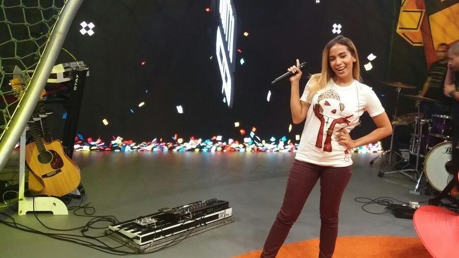 Anitta estreia novo programa no Multishow e recebe Marília Mendonça e Nego do Borel (Foto: Reprodução)