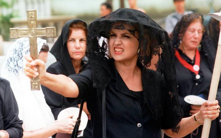 Eva Wilma em cena da novela A Indomada, que entra no lugar de Explode Coração no Canal Viva (Reprodução/Rede Globo)