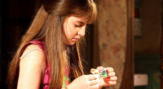 Sophia Valverde é a estrela de As Aventuras de Poliana, nova novela do SBT (Divulgação/SBT)