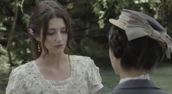 Fani e Cecília, em Orgulho e Paixão