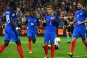 Seleção da França (Foto: Reprodução)