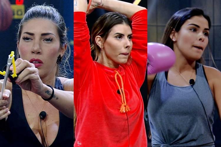 Power Couple Brasil: saiba quem venceu a prova das mulheres (15/06)