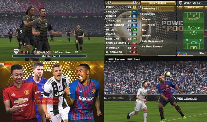 💌 Download game iso ppsspp pes 2019 | Download PES 2019 ISO PPSSPP
