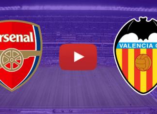 Arsenal x Valencia