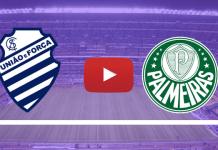 CSA x Palmeiras