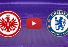Eintracht Frankfurt x Chelsea