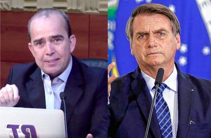 Tiradentes critica bolsonaro
