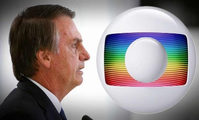 Bolsonaro X Globo