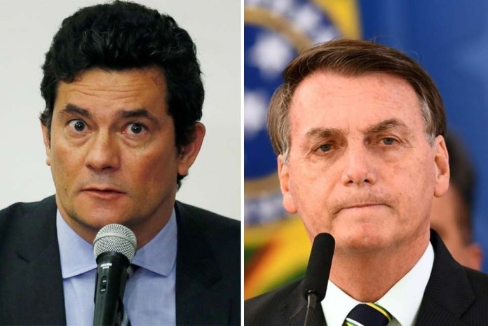 Moro X Bolsonaro