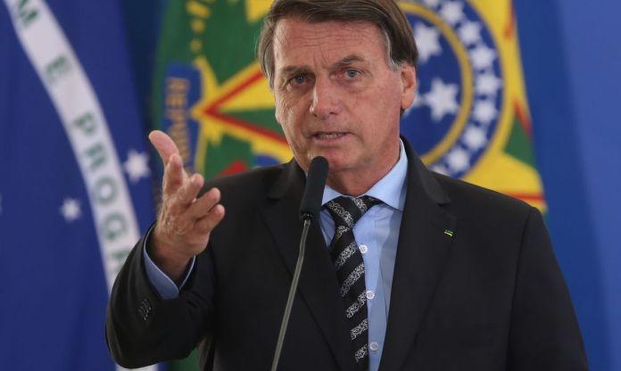 bolsonaro pede união a governadores