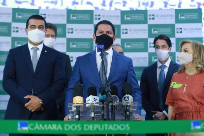 Marcelo ramos pacto nacional tributário