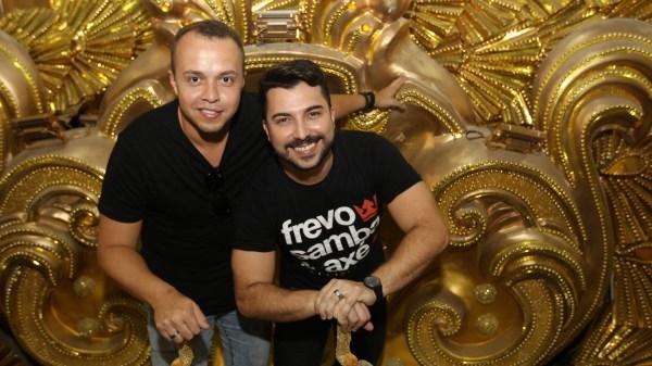 Casal gay de carnavalescos vence carnaval do rio