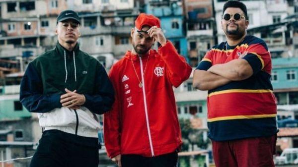 """Escute """"Morrão"""", parceria entre Papatinho, L7NNON e Babu Santana"""
